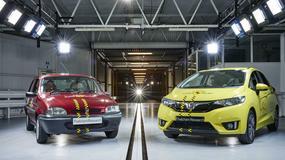 Rozbito 629 aut – testy zderzeniowe EuroNCAP mają 20 lat