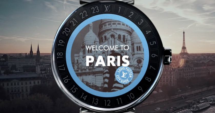 Smartwatch Louis Vuitton