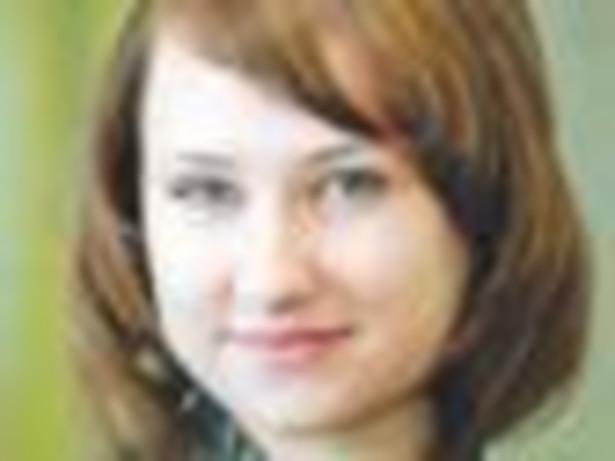 Joanna Rudzka, doradca podatkowy w kancelarii Ożóg i Wspólnicy
