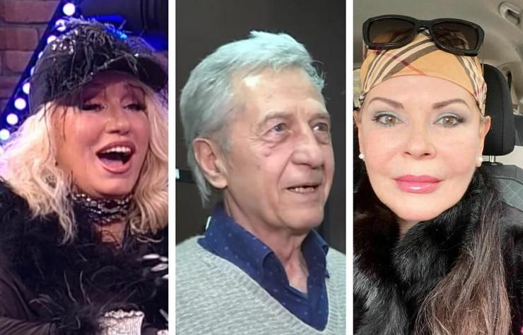 Nada Topčagić, Miroslav Ilić, Mirjana Antonović