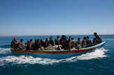 Libija migranti EPA Stringer