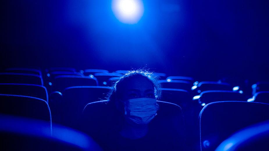 Kino w czasie pandemii