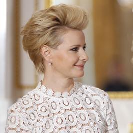 Małgorzata Kożuchowska na gali Ministerstwa Kultury. Klasa! Znów pokazała, że wie co modne