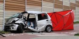 Zginął kierowca matiza