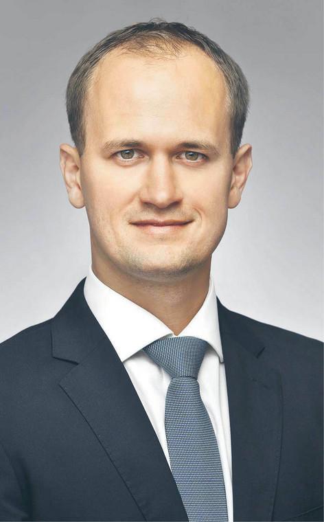 Łukasz Czernicki, główny ekonomista Ministerstwa Finansów  fot. materiały prasowe