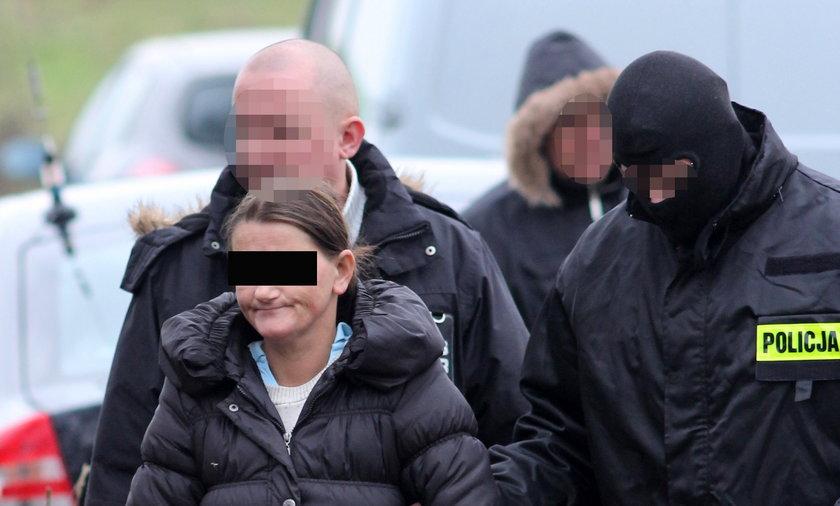Matka - potwór z Hipolitowa mordowała 14 lat