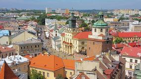Zobacz Lublin sprzed 100 lat