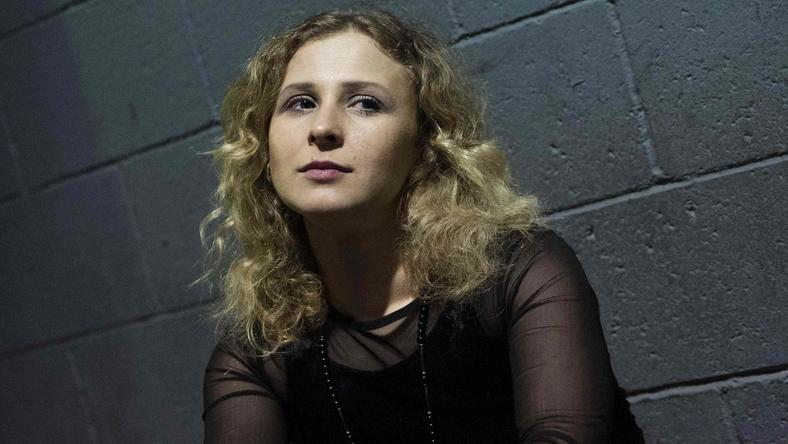 Maria Alochina z Pussy Riot