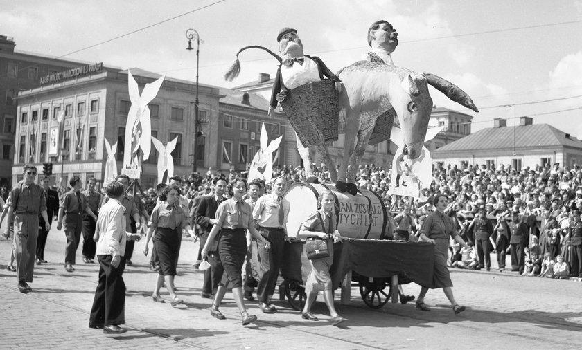 Obchody Święta Pracy
