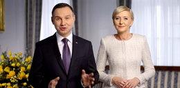 Życzenia pary prezydenckiej. Ciepłe przesłanie dla Polaków
