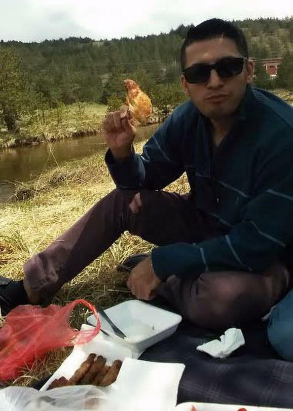 U Srbiji je otkrio i čari roštiljanja...