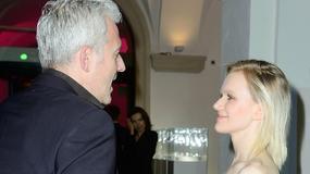 Hubert Urbański i Joanna Majstrak są parą? Cały wieczór trzymali się za ręce...