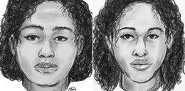 Ciała dwóch identycznych kobiet w parku. Nogi związano taśmą