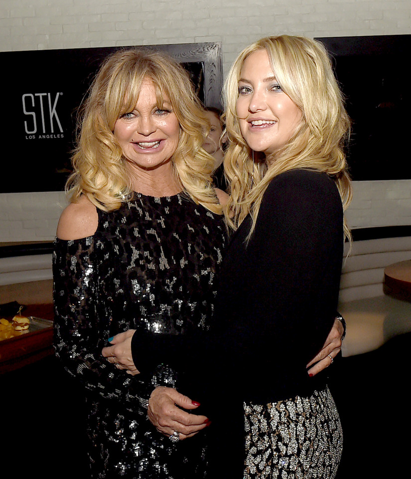 Goldie Hawn i Kate Hudson