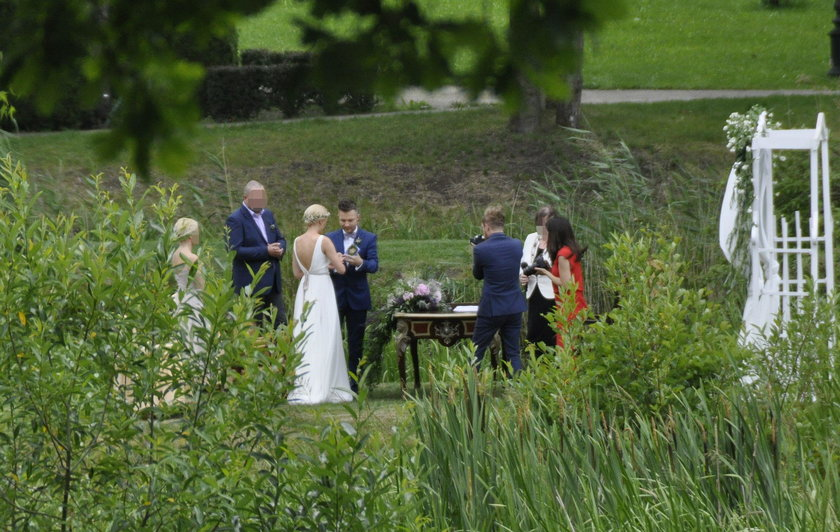 Ślub Adama Sztaby