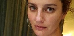 Zborowska zdradziła, że ciężko znosi ciążę. Pokazała mrożące krew w żyłach zdjęcie zużytych strzykawek
