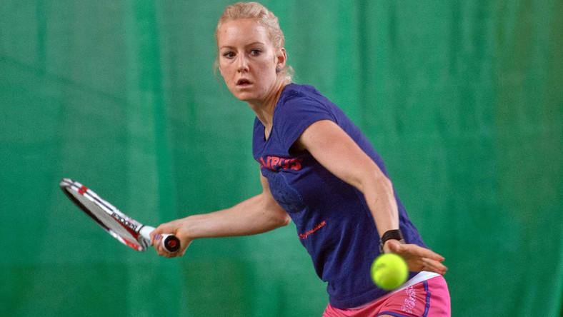 Urszula Radwańska w turnieju głównym Australian Open