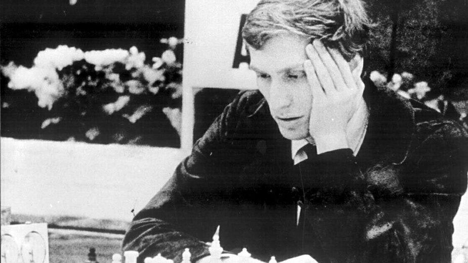Bobby Fischer, 15.7.1972 r.