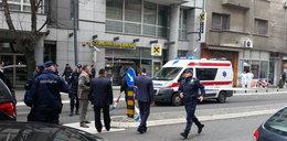 Samobójca wysadził się w centrum miasta