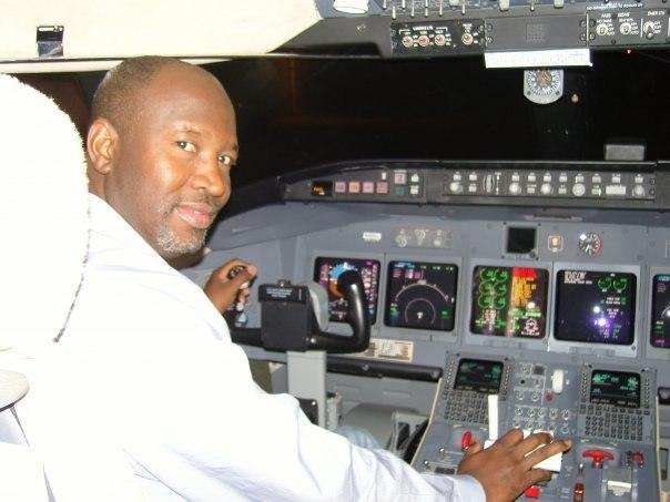 Minister of State for Aviation, Capt. Hadi Sirika