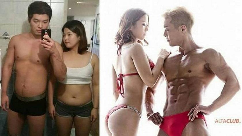 Song Jin Yoo i Shin Ji Hoo już nie są grubasami