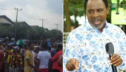 The death of popular preacher T.B Joshua has left everyone connected to him with questions of what next for The Synagogue.