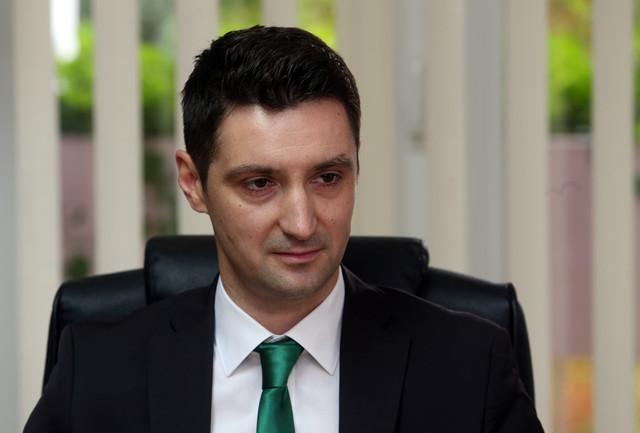 "Vladimir Kajkut, direktor Doma ""Rada Vranješević"" Banjaluka"