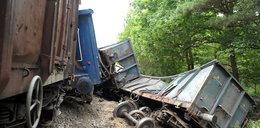 Znowu wypadek na kolei. 13 wagonów wykolejonych!