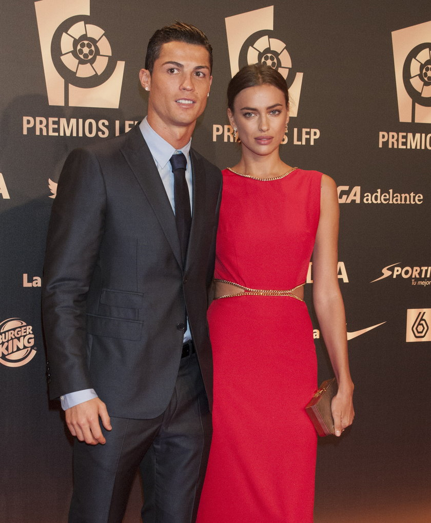 Cristiano Ronaldo i Irina Shayk