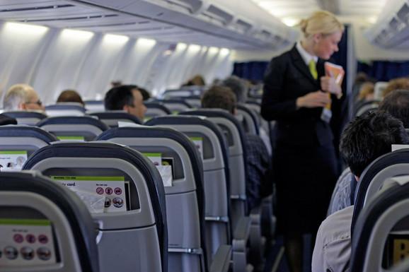 Biti stjuardesa je vrlo naporan posao