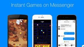 Instant Games - Facebook wprowadza gry do aplikacji Messenger