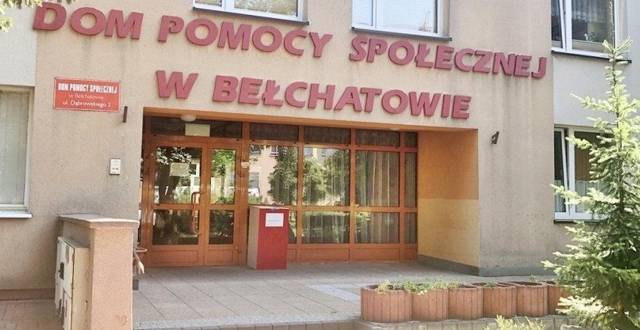 Dom Pomocy Społecznej w Bełchatowie