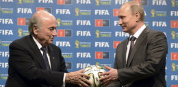 Putin: Blatter zasłużył na Nobla