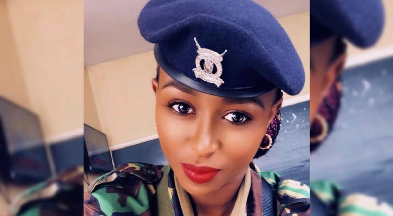 Every time my daughter's father beat me, I stayed because I was in love - Female police officer opens up on being in an abusive relationship(Video)