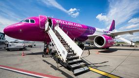 Wizz air wprowadza jeden większy bagaż podręczny za darmo