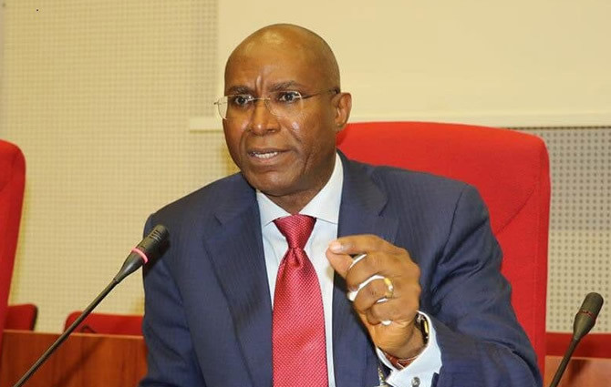 Senator representing Delta Central Senatorial District, Ovie Omo-Agege, has been adopted Deputy Senate President by APC (Punch)