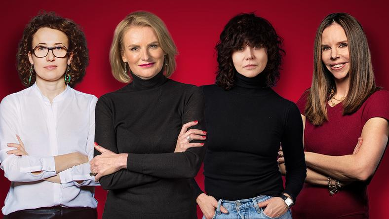 ee60bb74157428 Natalia Hatalska, Kasia Kieli, Małgorzata Szumowska i Moira Forbes