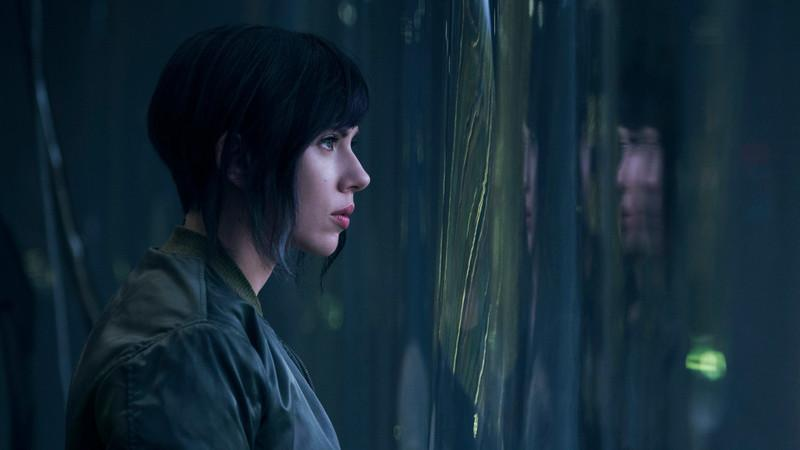"""Ghost in the Shell"" - kadr z filmu"