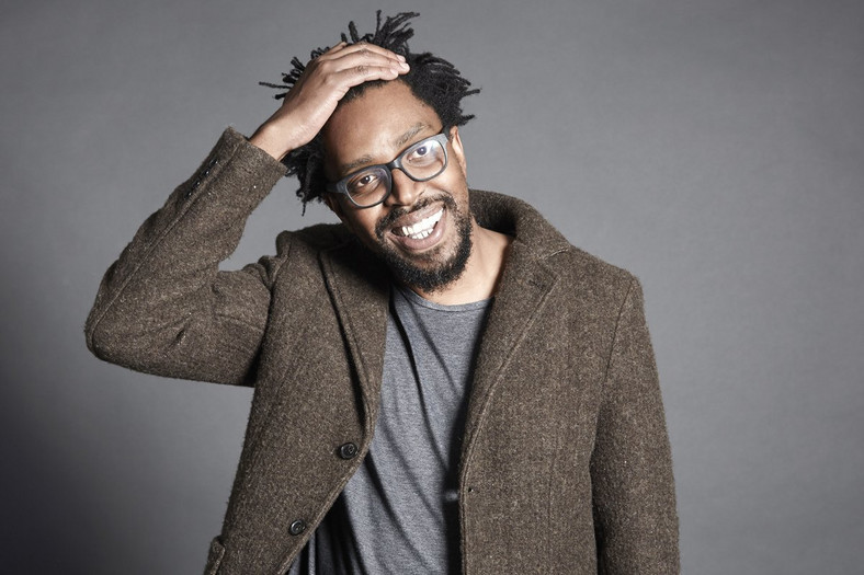 Kagiso Lediga is the creator and director of Netflix's first original African series
