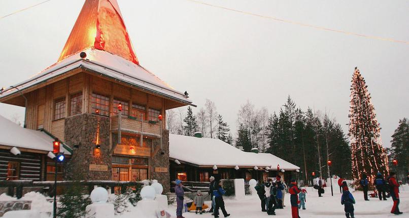 Fínsky kraj Laponsko ukrýva v jednej z dedín skutočnú adresu Santa Clausa!  (Foto  c7031f0d6f3