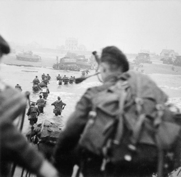 Iskrcavanje u Normandiji