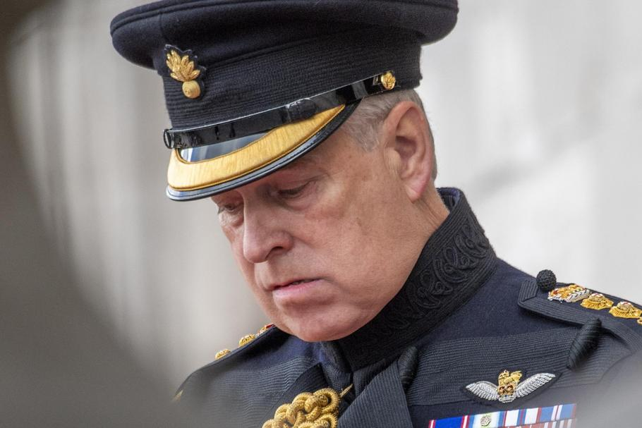 Prince Andrew Departs From Public Life Amid Scandal