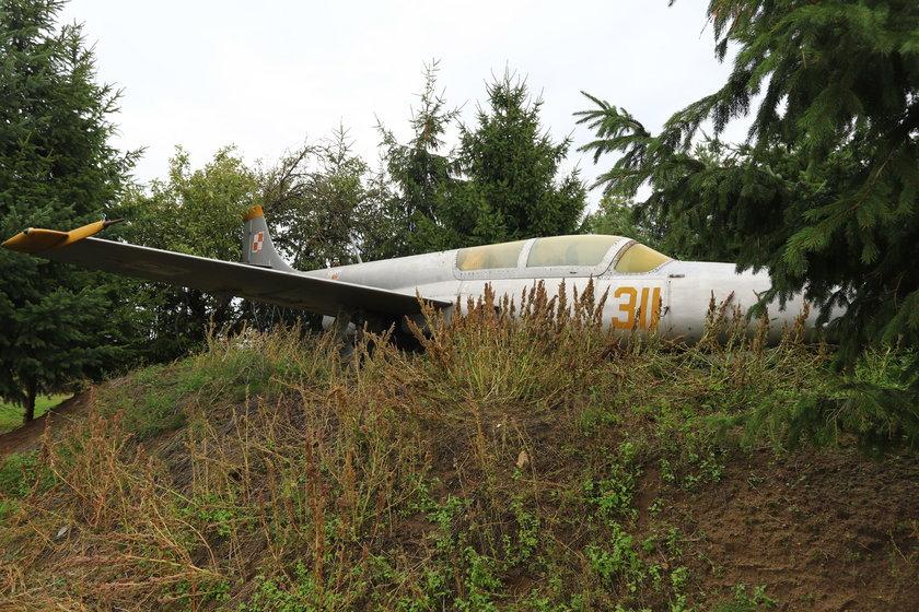 Mazowsze: Ten samolot - Iskra stał sięhitem internetu
