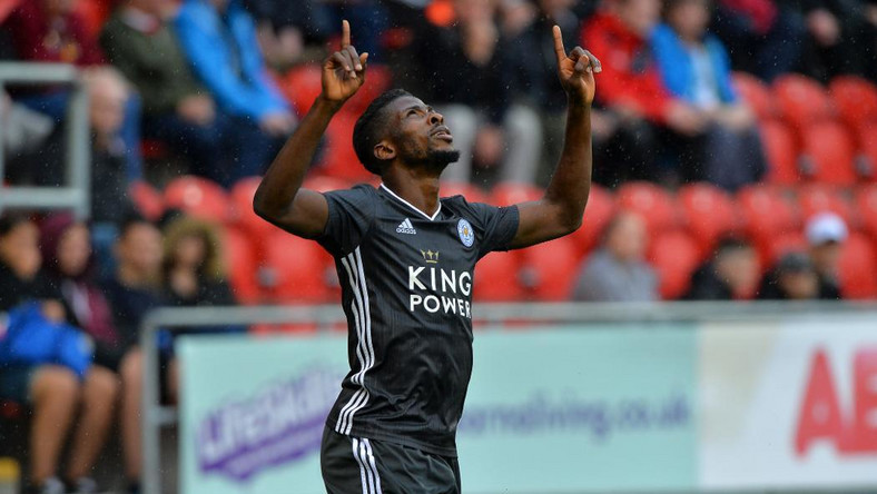 Kelechi Iheanacho is set to remain at Leicester City   (Leicester City)