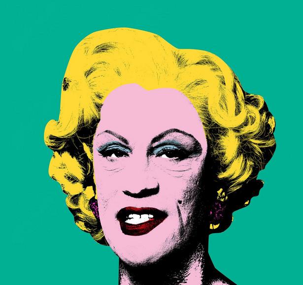 """Green Marilyn"""