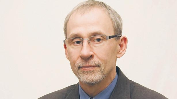 Robert Szyman, dyrektor Polskiego Związku Przetwórców Tworzyw Sztucznych