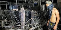 Pożar na oddziale covidowym. Kilkadziesiąt ofiar śmiertelnych