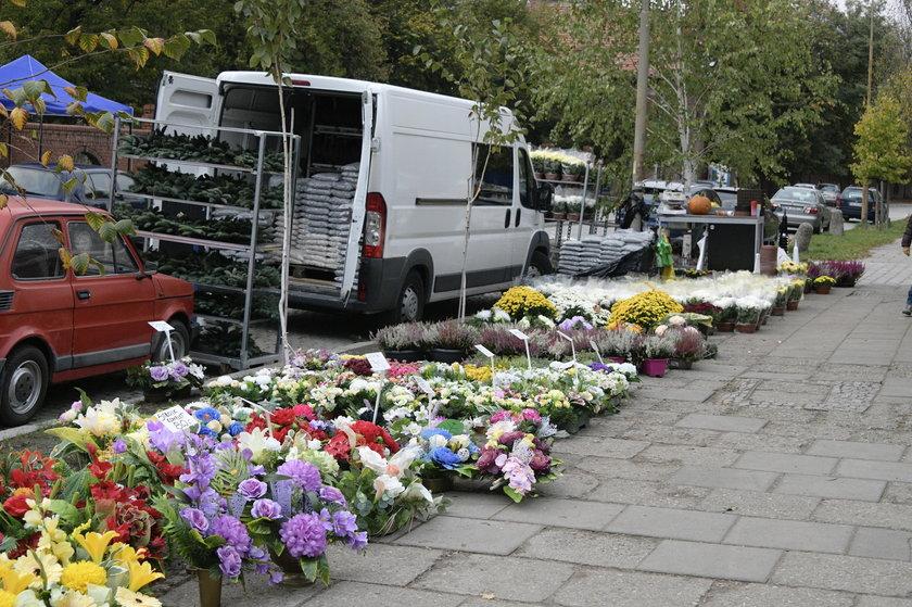 Cmentarze przed 1 listopada