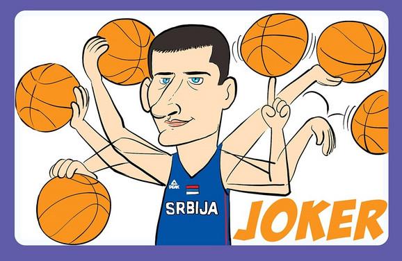 Stiker Jokić