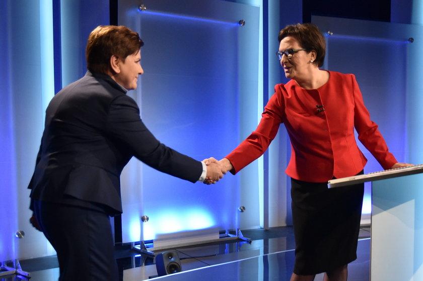 Sondaż TNS Polska dla Fakt24.pl: Po debatach duża strata Platformy